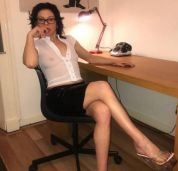 Your secretary is here- Lyuba Hot Russian Milf 07598062040