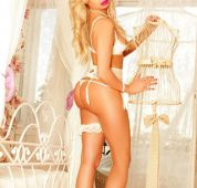 SEXY YOUNG BLONDE NEW IN MK A-LEVEL 07522344730