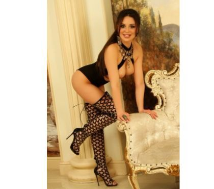SASHA High Class Spanish Escort incall outcall