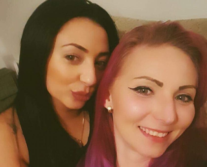 Giulia &Anabelle party girlsNEW