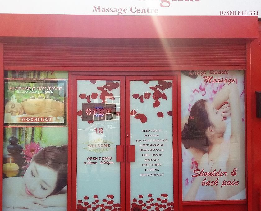 Chinese Massage in Gillingham, Kent
